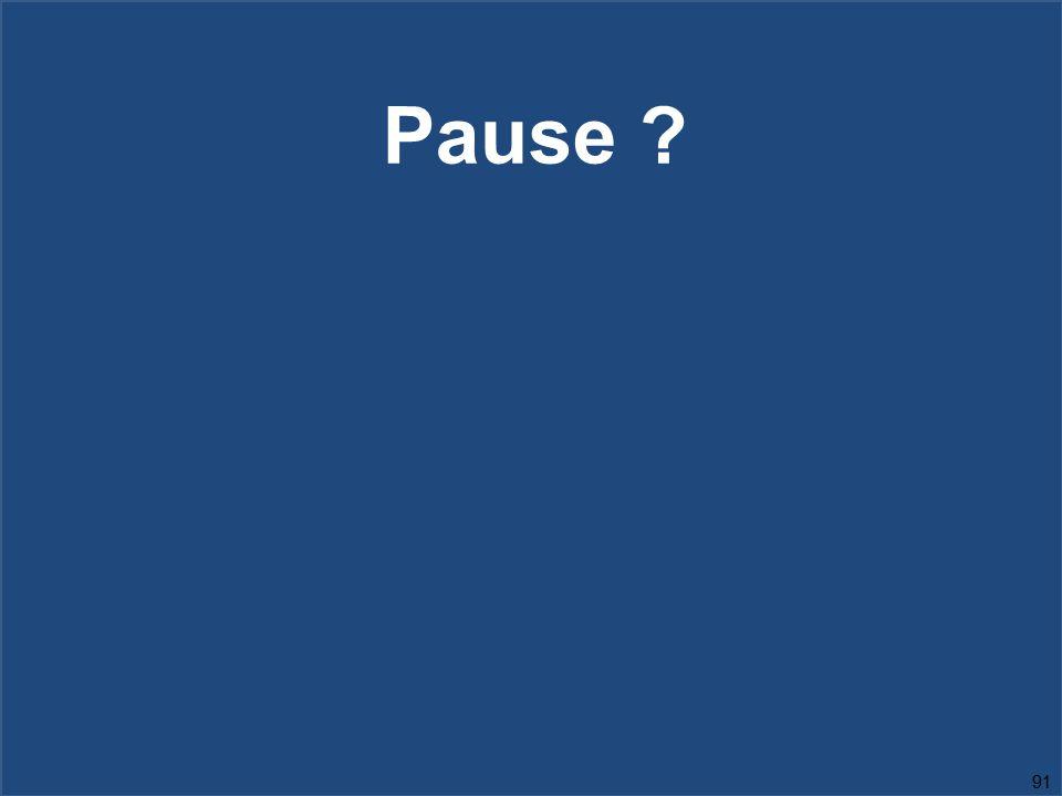 Pause 91