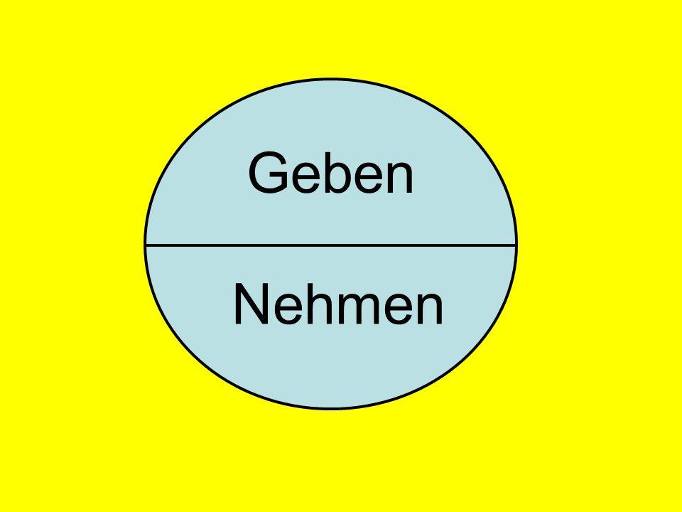 Geben Nehmen © Dr. Kai Romhardt www.romhardt.com