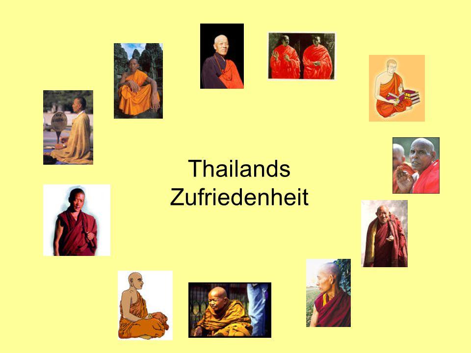 Thailands Zufriedenheit © Dr. Kai Romhardt www.romhardt.com