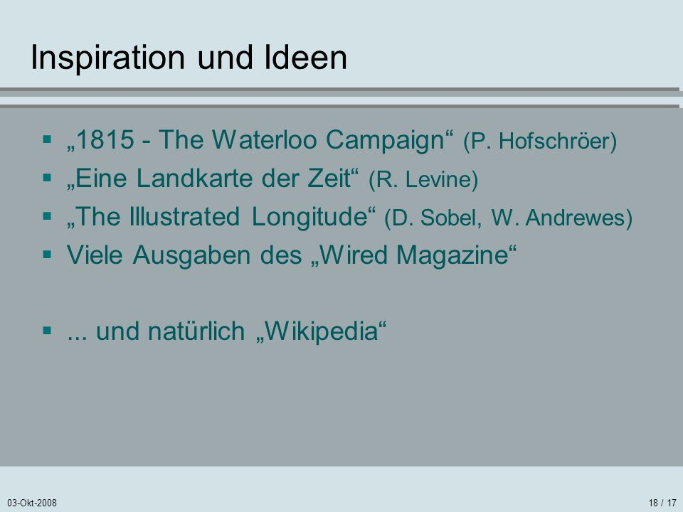 "Inspiration und Ideen ""1815 - The Waterloo Campaign (P. Hofschröer)"