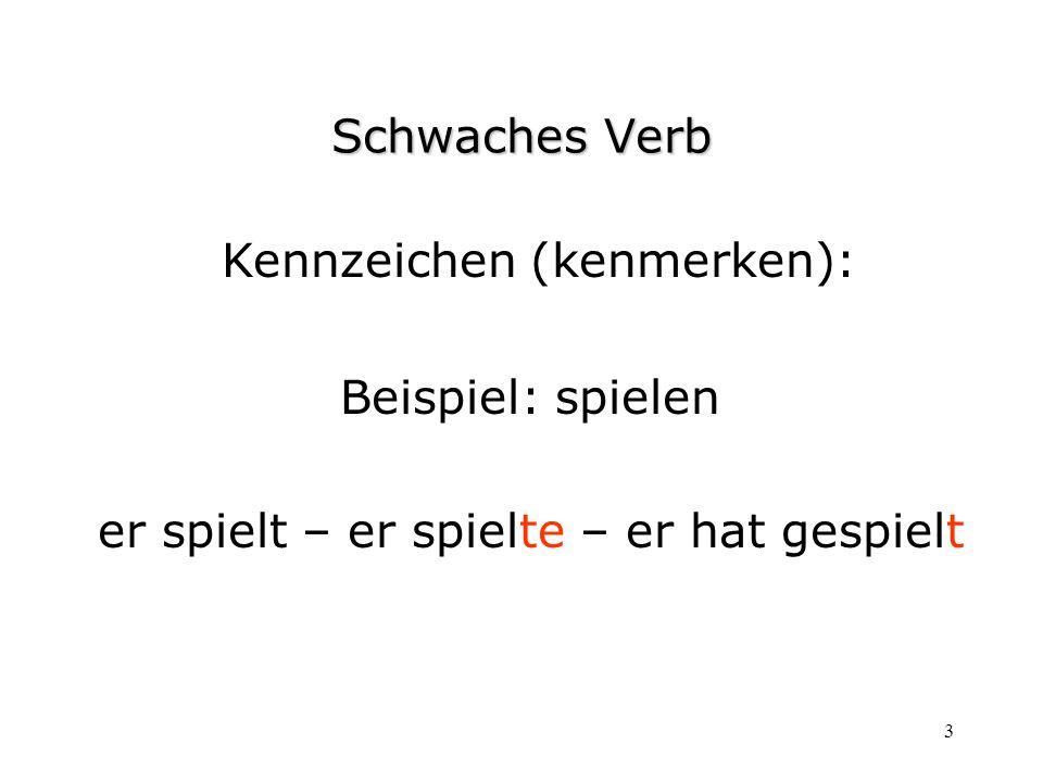Kennzeichen (kenmerken):