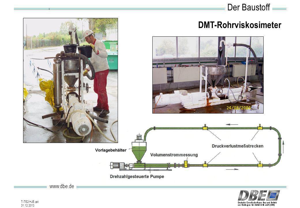 DMT-Rohrviskosimeter
