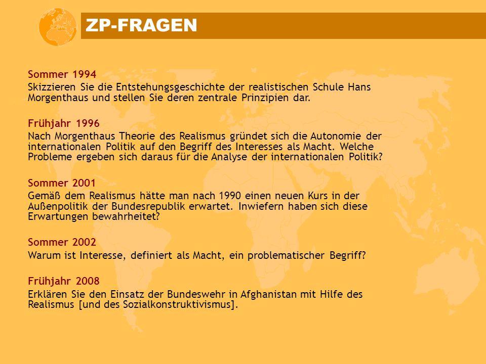 ZP-FRAGEN Sommer 1994.