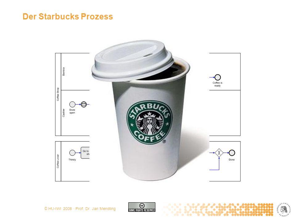 Der Starbucks Prozess