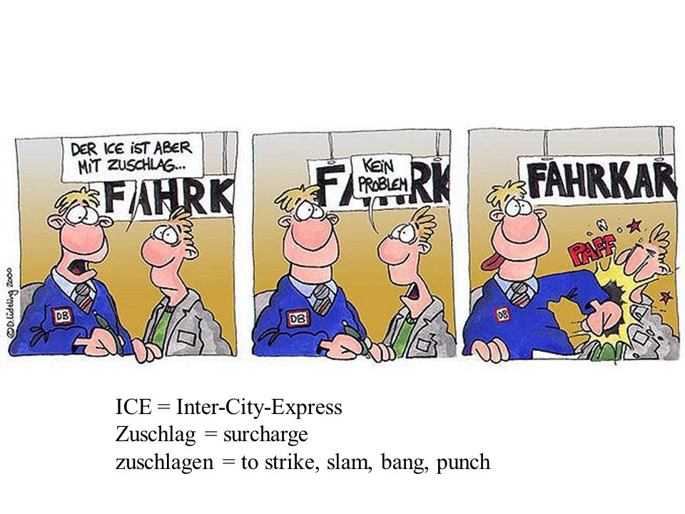 ICE = Inter-City-Express