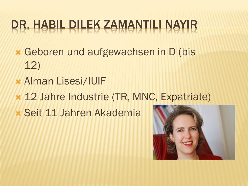 Dr. habil Dilek Zamantili Nayir