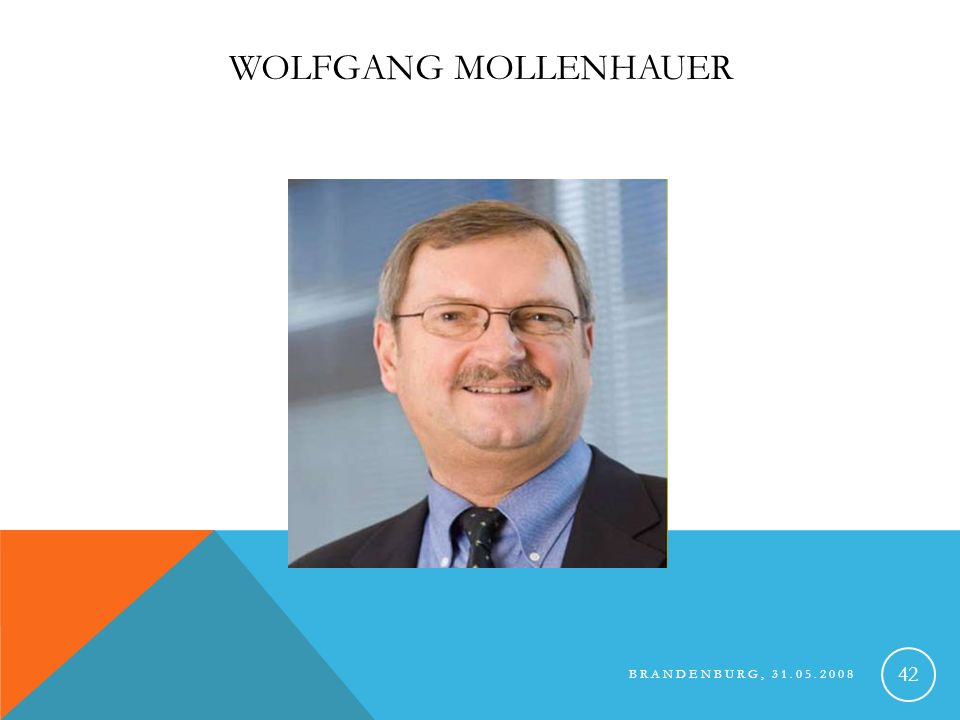 Wolfgang Mollenhauer Brandenburg, 31.05.2008
