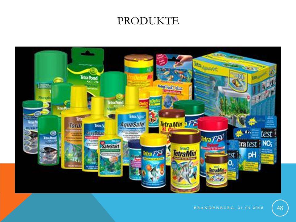 Produkte Brandenburg, 31.05.2008