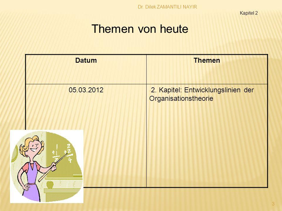 Themen von heute Datum Themen 05.03.2012