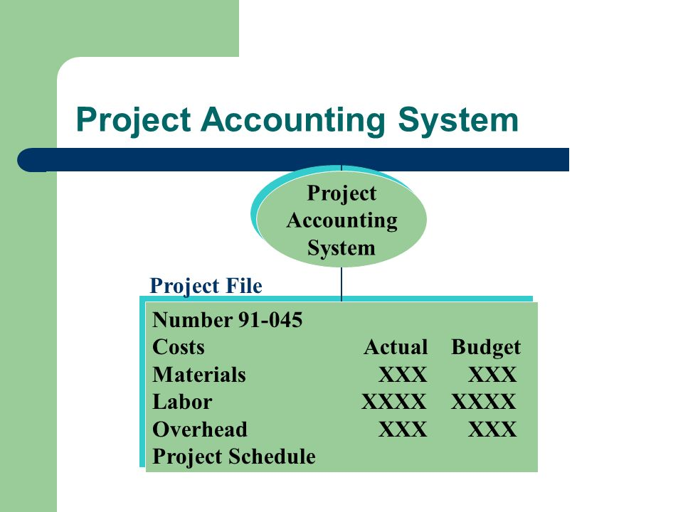 Project Accounting System