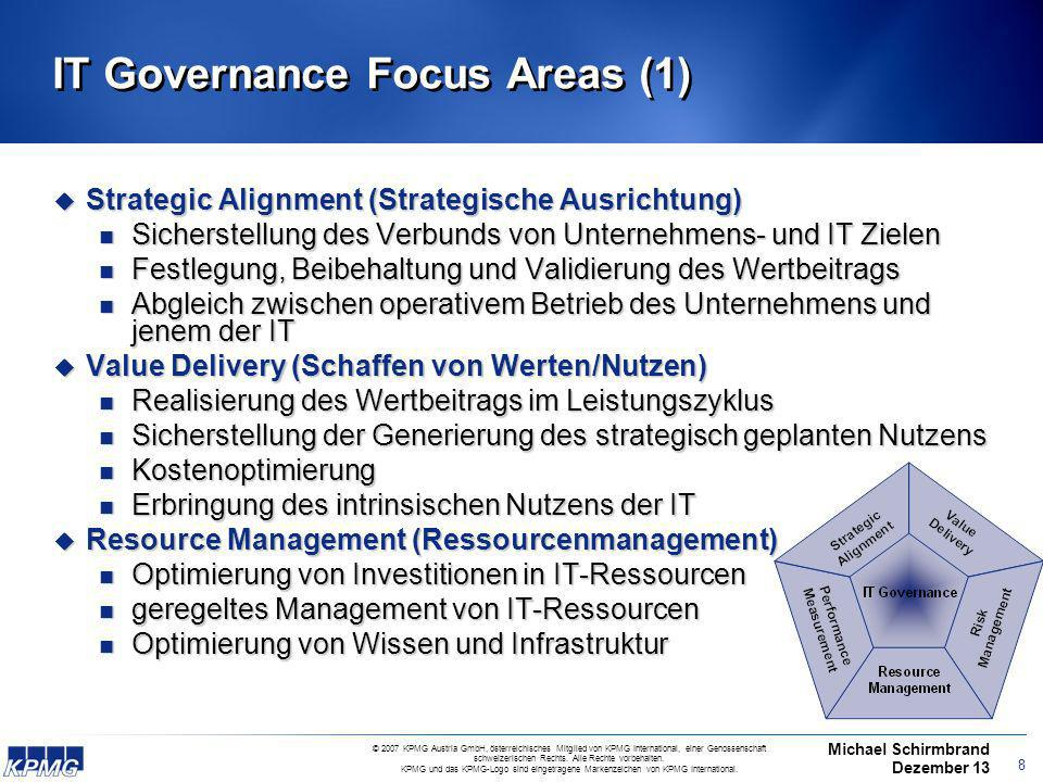IT Governance Focus Areas (1)