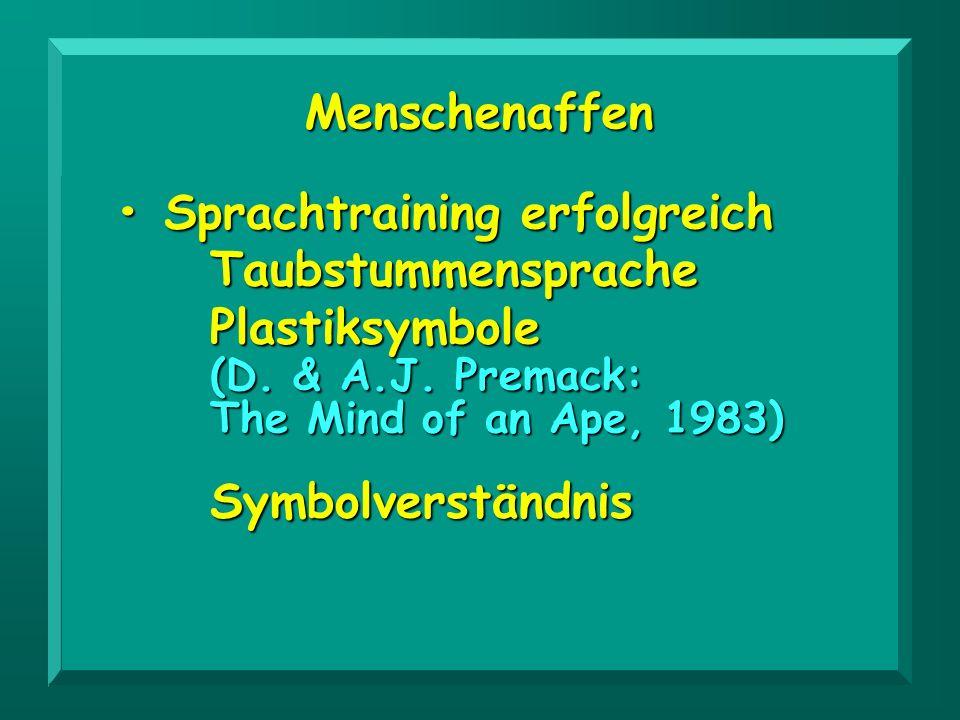 • Sprachtraining erfolgreich Taubstummensprache Plastiksymbole