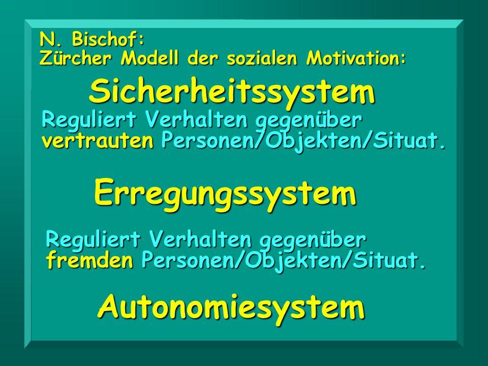 Erregungssystem Autonomiesystem