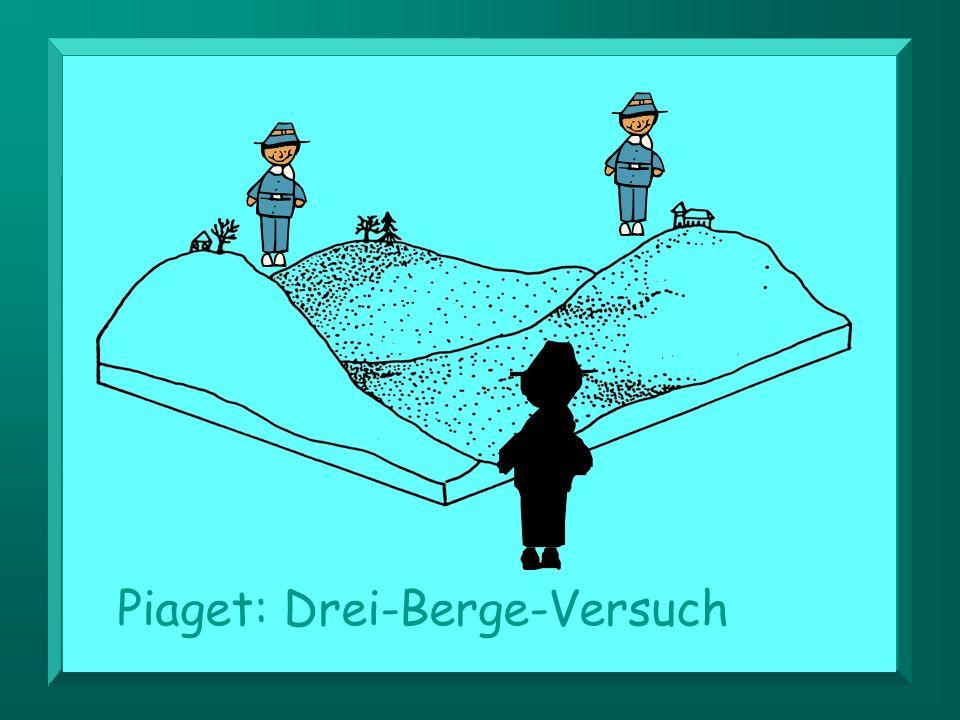 Piaget: Drei-Berge-Versuch