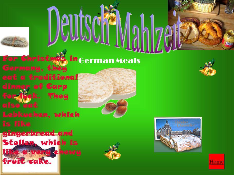Deutsch Mahlzeit