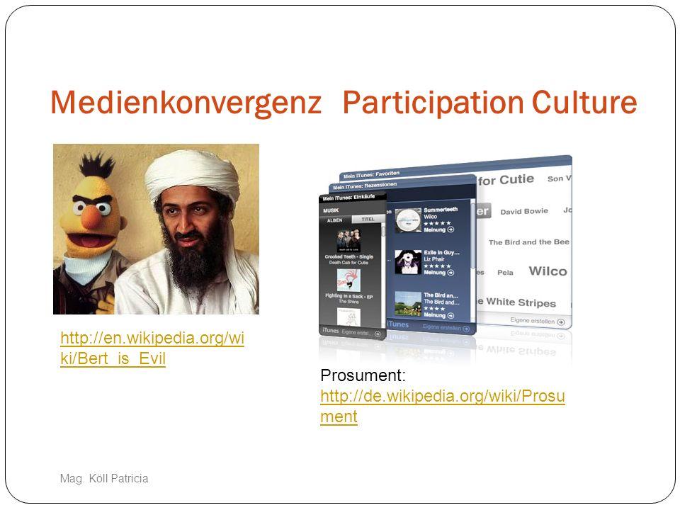 Participation Culture