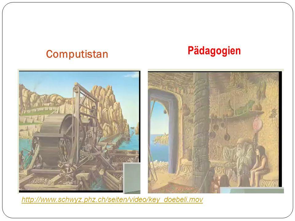 Pädagogien Computistan