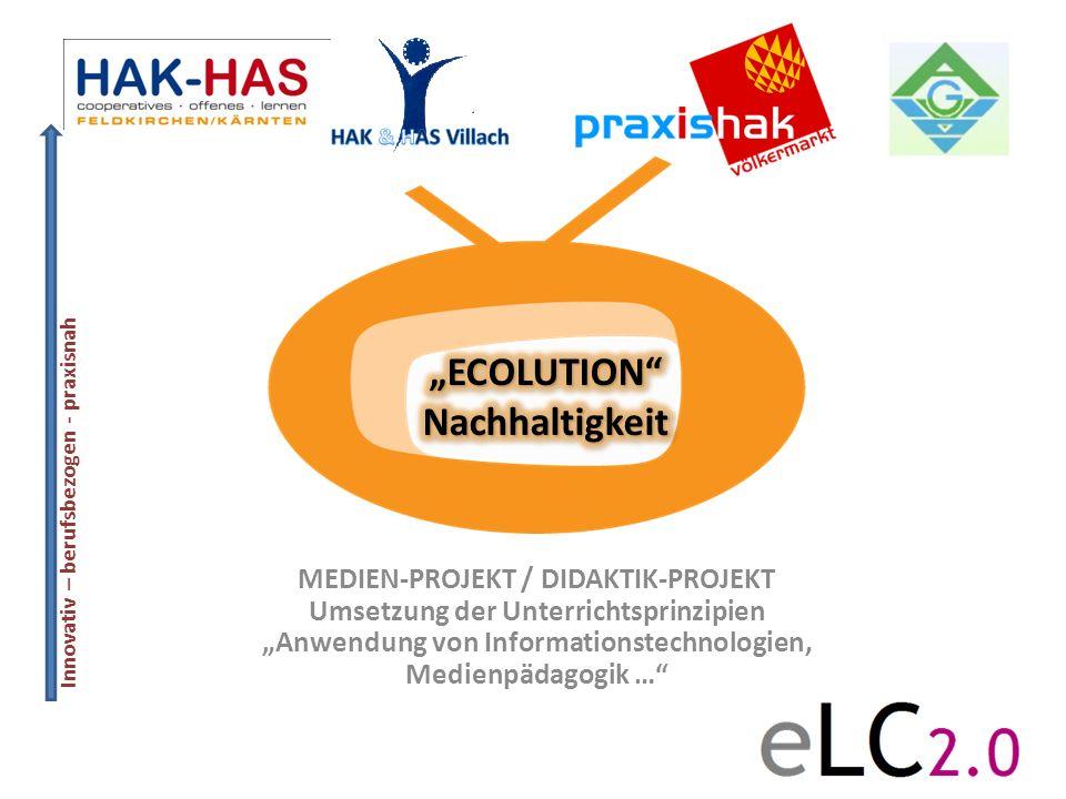 """""""ECOLUTION Nachhaltigkeit"""