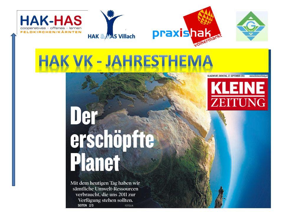 HAK VK - Jahresthema