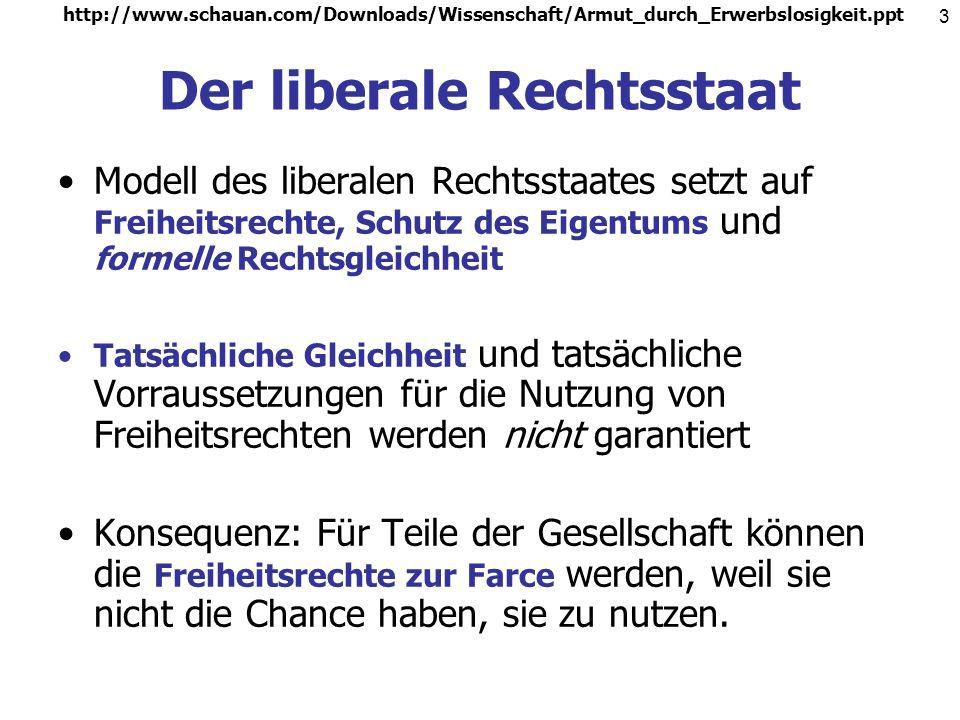 Der liberale Rechtsstaat