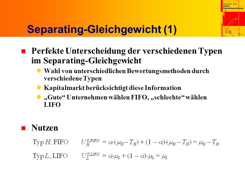 Separating-Gleichgewicht (1)