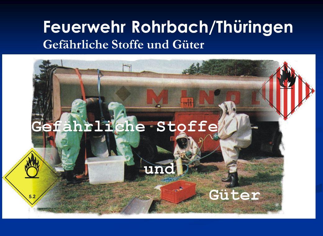 Feuerwehr Rohrbach/Thüringen