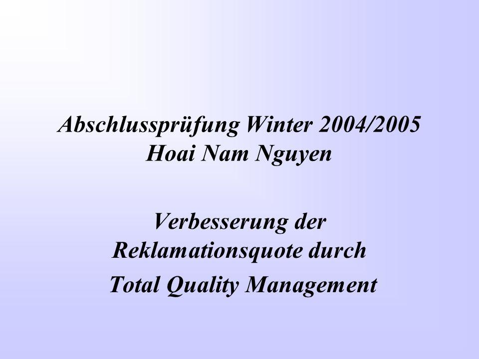 Abschlussprüfung Winter 2004/2005 Hoai Nam Nguyen