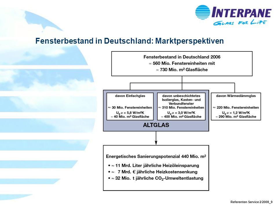 Fensterbestand in Deutschland: Marktperspektiven