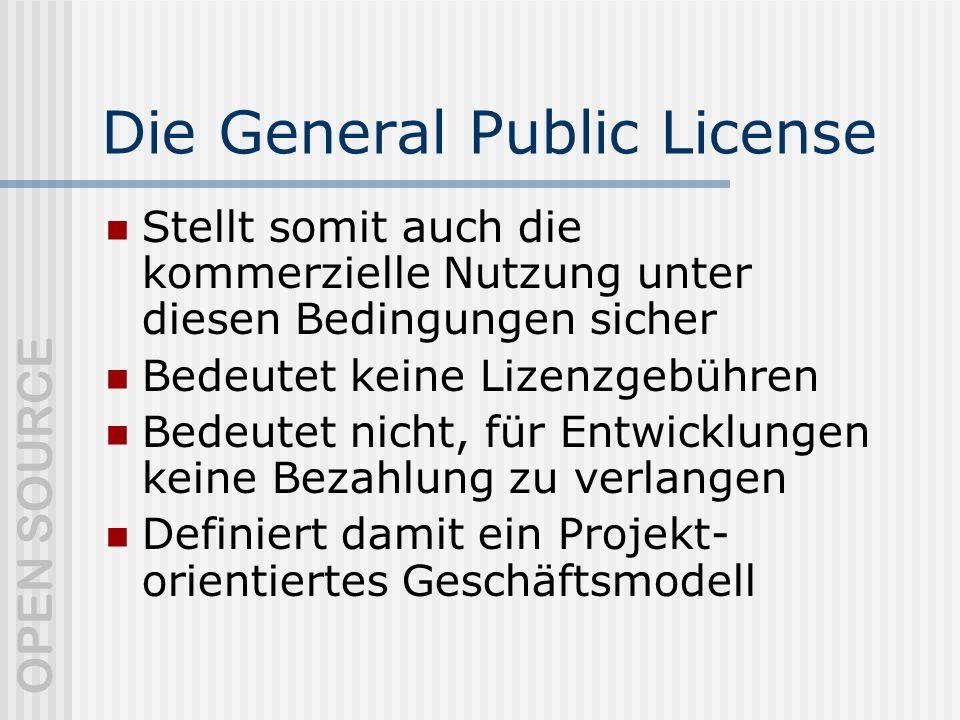 Die General Public License