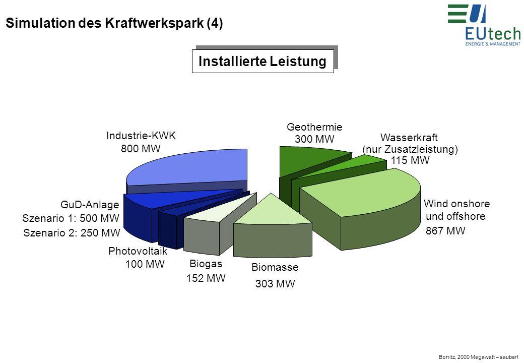 Simulation des Kraftwerkspark (4)