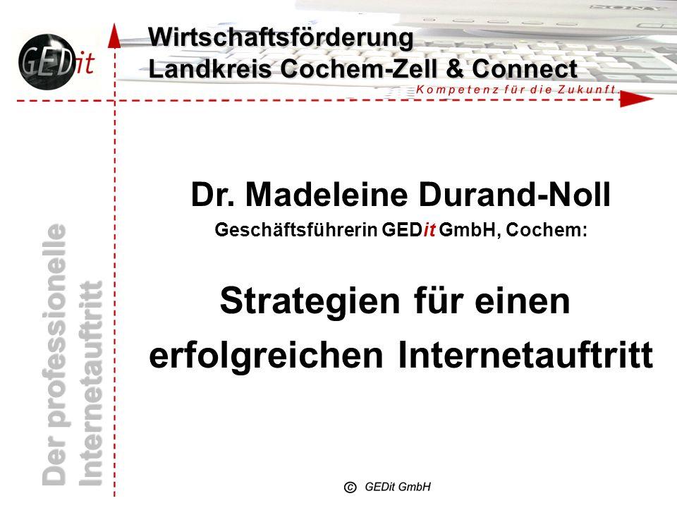 Wirtschaftsförderung Landkreis Cochem-Zell & Connect