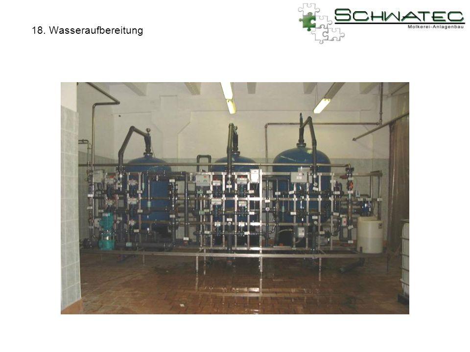18. Wasseraufbereitung