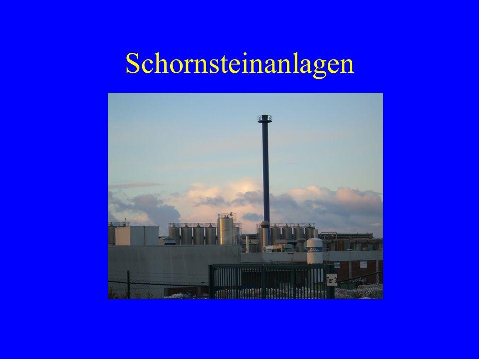 Schornsteinanlagen
