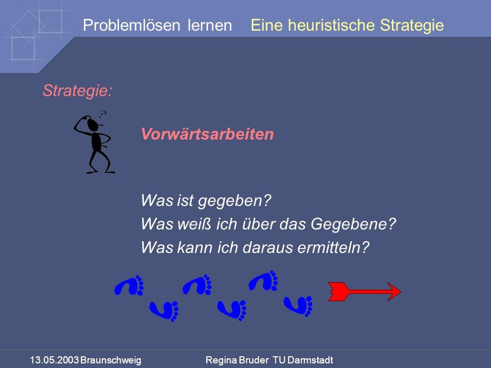 Eine heuristische Strategie
