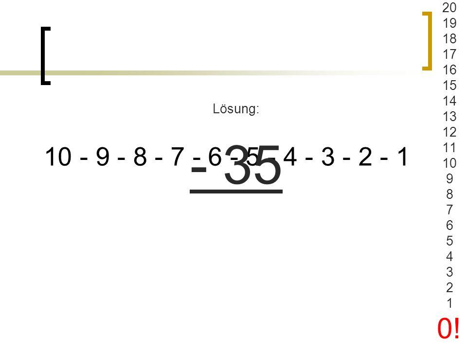 20 19. 18. 17. 16. 15. 14. 13. 12. 11. 10. 9. 8. 7. 6. 5. 4. 3. 2. 1. 0! 10 - 9 - 8 - 7 - 6 - 5 - 4 - 3 - 2 - 1.