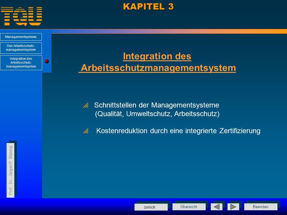 Arbeitsschutzmanagementsystem