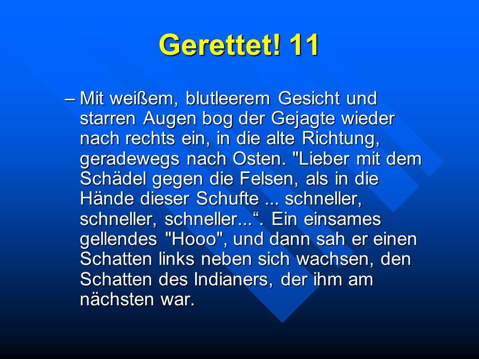 Gerettet! 11