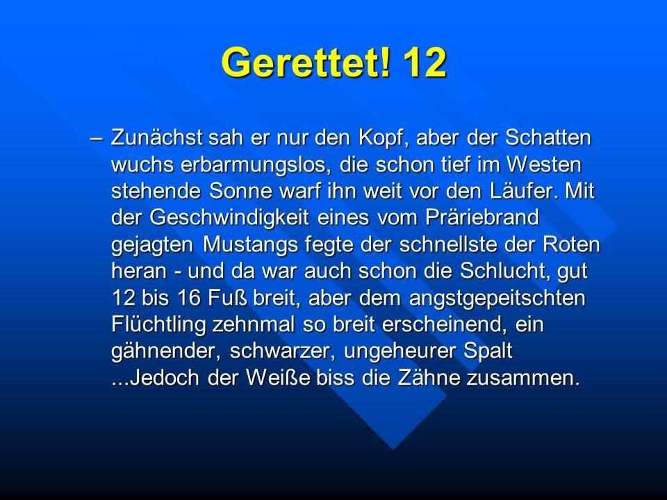 Gerettet! 12