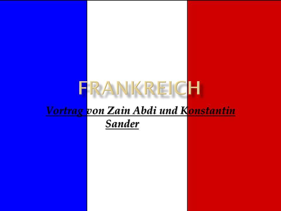 Vortrag von Zain Abdi und Konstantin Sander Sander
