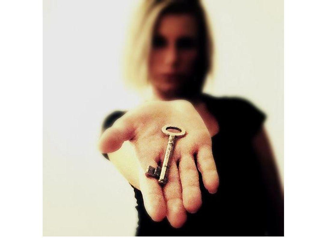 Hier ist dein Schlüssel!