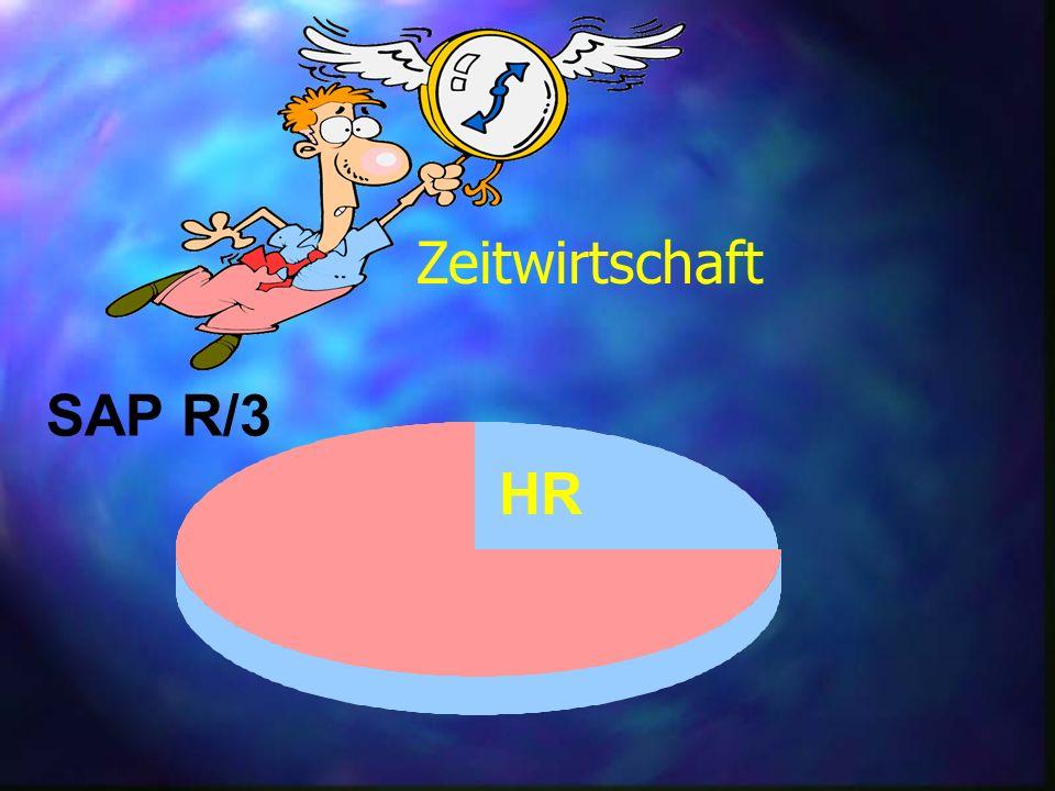 Zeitwirtschaft SAP R/3 HR