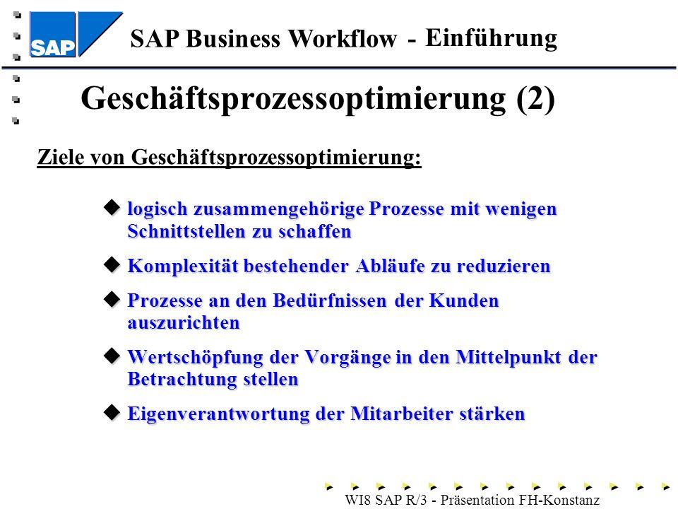 Geschäftsprozessoptimierung (2)