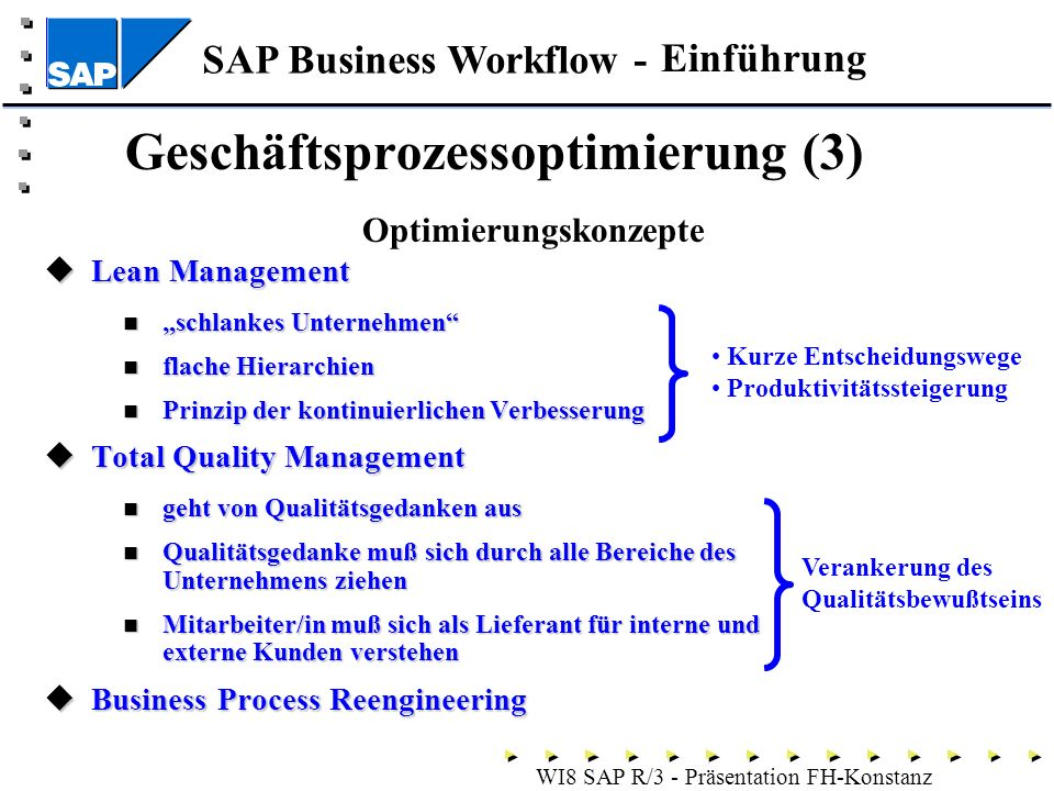 Geschäftsprozessoptimierung (3)