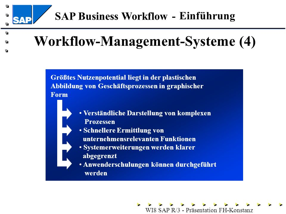 Workflow-Management-Systeme (4)