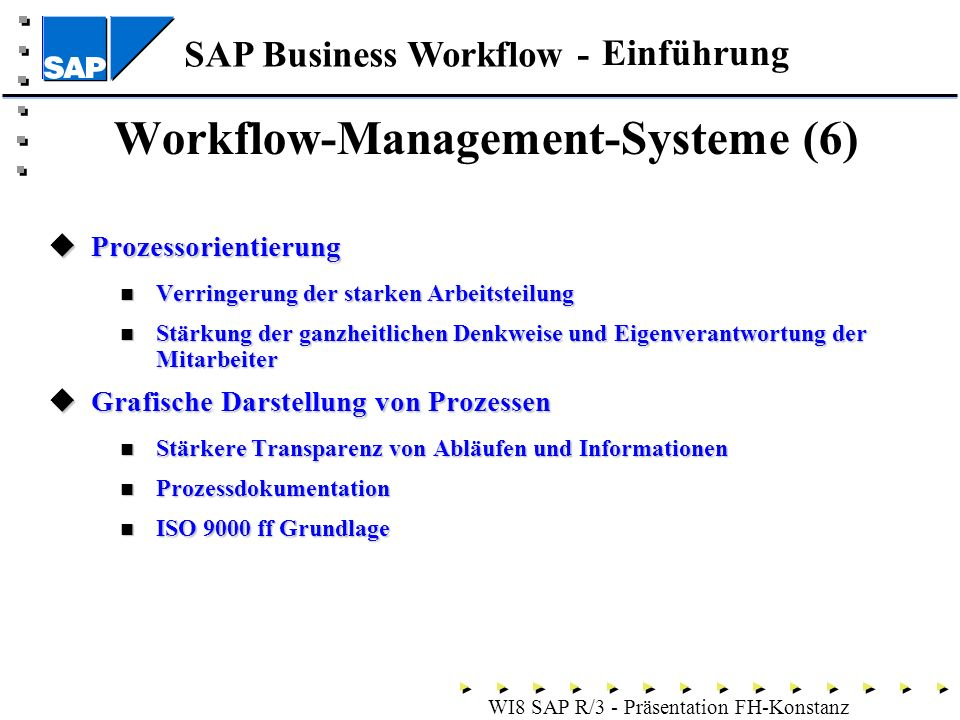 Workflow-Management-Systeme (6)