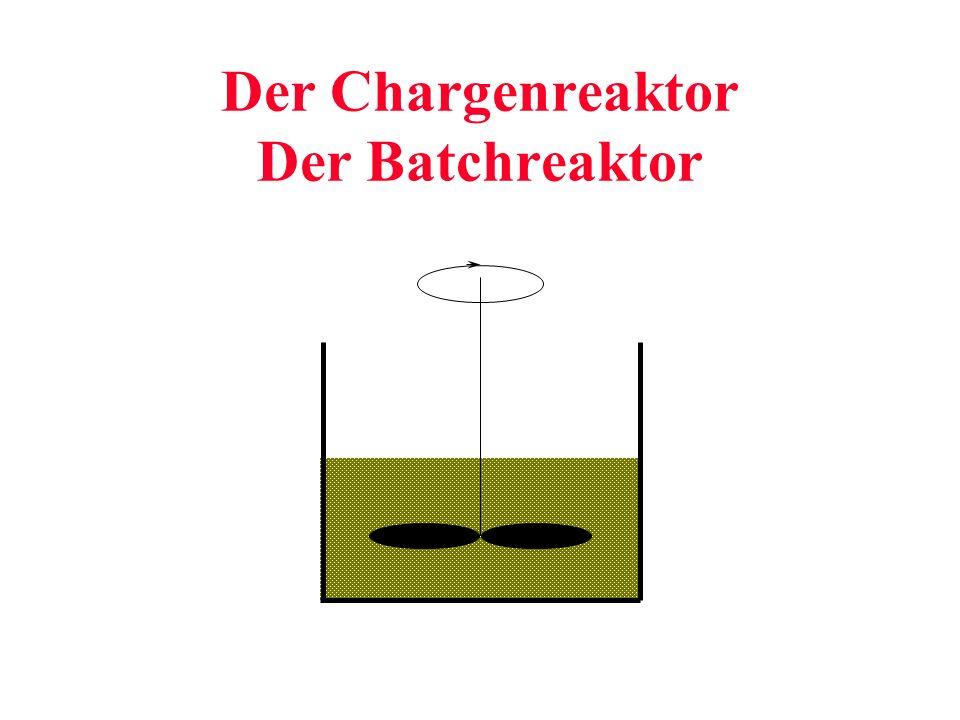 Der Chargenreaktor Der Batchreaktor