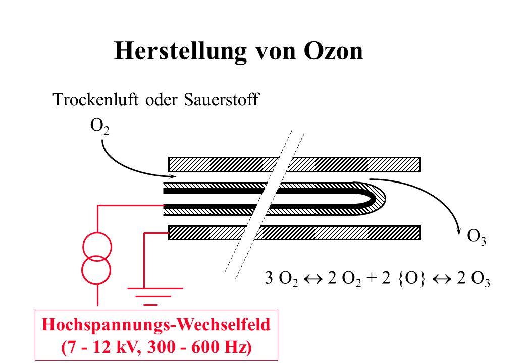 Hochspannungs-Wechselfeld