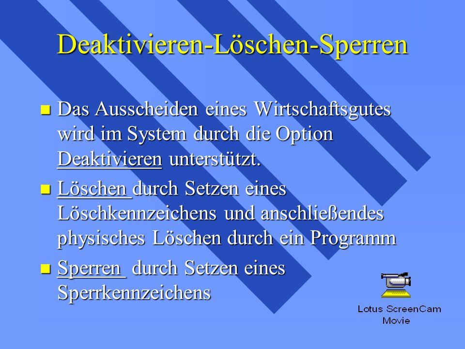 Deaktivieren-Löschen-Sperren