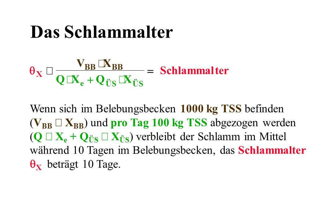 Das Schlammalter V X × q º = Schlammal ter Q X × +