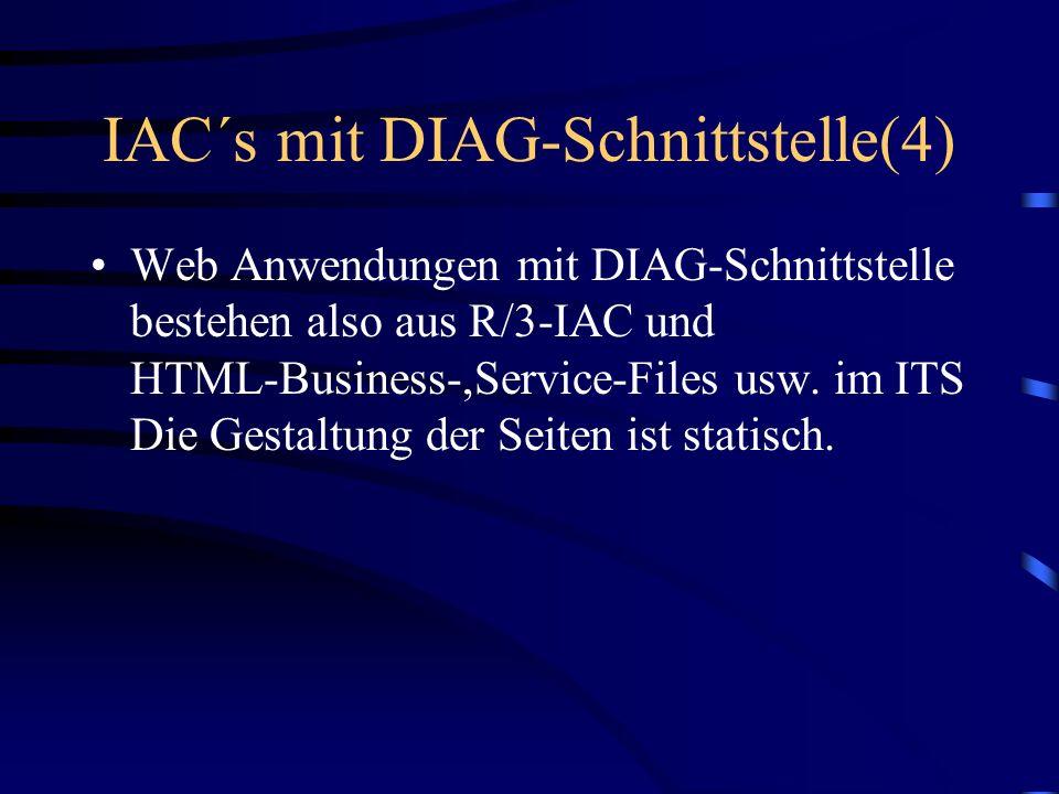 IAC´s mit DIAG-Schnittstelle(4)